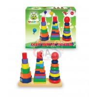 Üç Renkli Kule