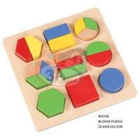 Geometrik Puzzle