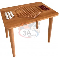 Ahşap Masalı Abalon Oyunu