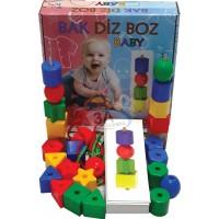 Bak Diz Boz Baby Oyunu