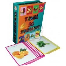 Temel 50 Sebze - Meyve