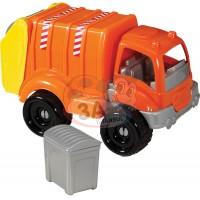 Orta Boy Çöp Kamyonu İş Makinası