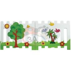 Ahşap Ağaç Çit Kapı