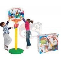 Ayaklı Basketbol Seti Yükseklik 213 cm