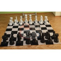 Satranç Takımı Şah Boyu 45 cm