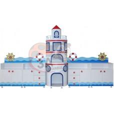 Deniz Feneri Dolap Seti