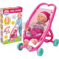 Kalpli Bebek Arabası