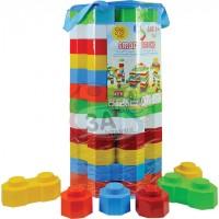 Akıl Küpü Bloklar 72 Parça