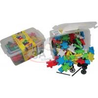 Felxy Tangles Plastik Kutu 100 Parça