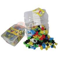 Felxy Tangles Plastik Kutu 200 Parça