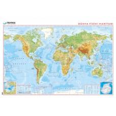 Dünya Fiziki 100x140cm