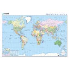 Dünya Siyasi 100x140cm