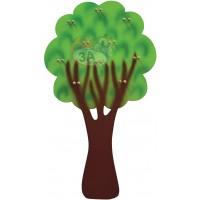 Ağaç Müzik Aletleri Panosu