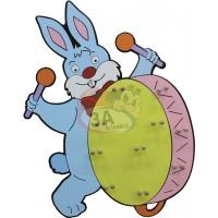 Tavşan Müzik Aletleri Panosu
