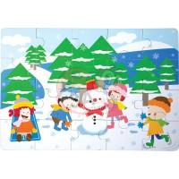 Kış Puzzle