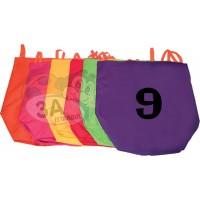 6'lı Zıplama Renkli Çuvalı