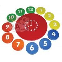 13 Parça Saat Minder Seti