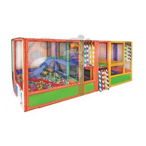 File Korumalı Soft Play Oyun Merkezi 600 x 300 x 200 cm