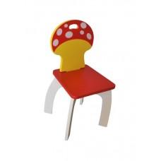 Mantar Figürlü MDF Sandalye