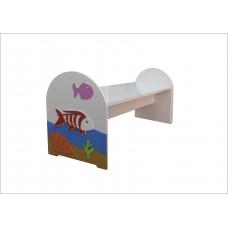 Denizaltı Figürlü Bank