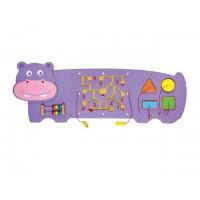 Hipopotam Duvar Aktivitesi