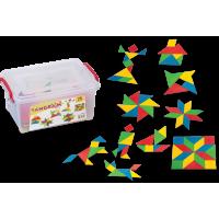 Tangram Küçük Box 28 Parça