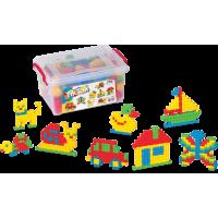 Tiktak Puzzle Box Küçük 250 Parça