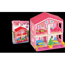 2 Katlı Ev Blokları 40 Parça