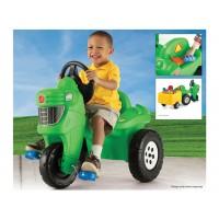 Pedallı Çiftlik Traktörüm