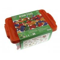 Kaktüs Yapı Blokları Kutulu