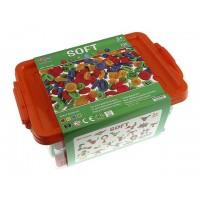 Soft Lego Yapı Blokları Kutulu