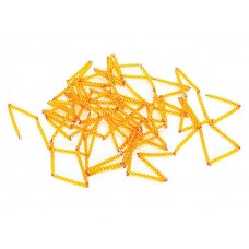 1000'lik Sarı Boncuk Dizisi