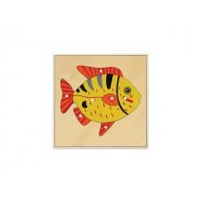 24 x 24 Balık Puzzle