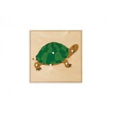 24 x 24 Kaplumbağa Puzzle