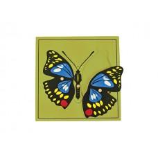 24 x 24 Kelebek Puzzle