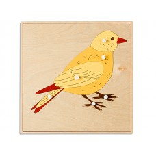 24 x 24 Kuş Puzzle