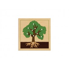24 x 24 Ağaç Puzzle