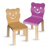 Ayıcık Kontra Anaokulu Sandalyesi