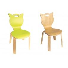 Kedi Kontra Anaokulu Sandalyesi