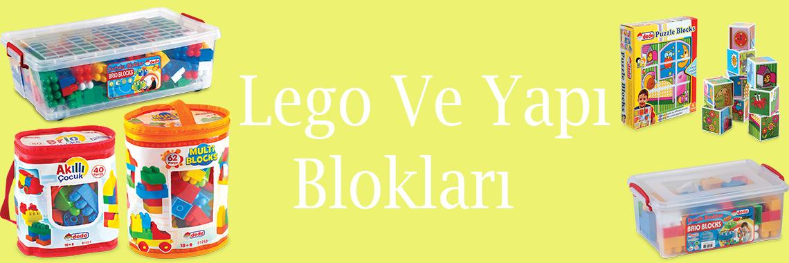 Lego Ve Yapı Blokları
